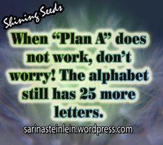 A to Z Challenge, Motivation