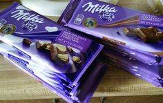 Is it wrong to have Milka Chocolate for breakfast? #Milka #MilkaChocolate #Chocolate #Chocolates #MilkChocolate #EuropeanChocolate