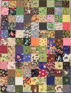 Aussie Fence: great pattern for the aboriginal prints in my stash, the thin border/binding is perfect. Quilt Block Patterns, Pattern Blocks, Quilt Blocks, Scrappy Quilts, Baby Quilts, Postage Stamp Quilt, Postage Stamps, I Spy Quilt, Quilt Storage