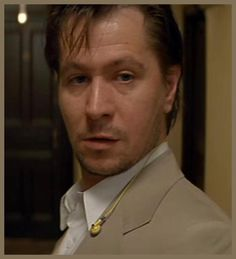 Gary Oldman as Norman Stansfield (Leon:  The Professional)