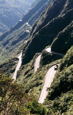 How about a drive...? Brazil inspires us... visitUrubici - Santa Catarina - Brasil