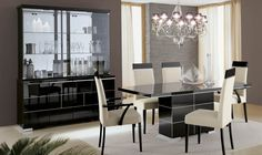 Siena Dining Room by ALF
