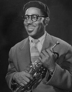 Dizzy Gillespie, jazz style, 1948