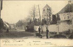 Oude zichten van Ekeren via postkaarten : de Sint Lambertuskerk