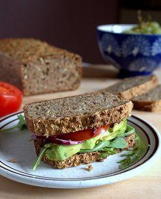 Danish rye bread sourdough