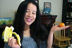 Always have snack on hand! Banana and some fruit! Give me an instant energy