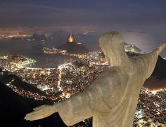 Cristo Redentor- Rio de Janeiro