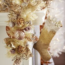 Champagne Cocktail Garland - 6'