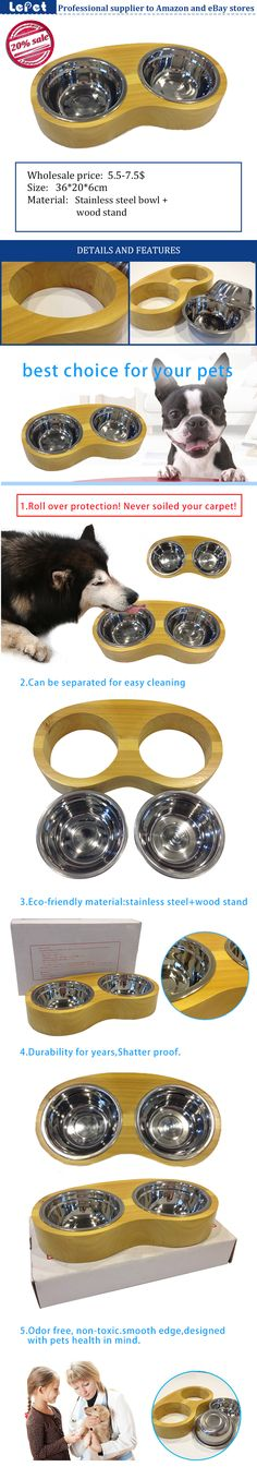 Lepetco is a wholesale manufacturer of non-slip stainless steel and melamine slow feed dog bowl with reasonable price for 7 years. We are looking for worldwide partner and wholesalers Any interest and more details,please check: www.lepetco.com Best Regards Lepet Family Mail:sales01@lepetco.com Tel: 86-022-28424860 Elevated Dog Bed, Elevated Dog Bowls, Chain Link Dog Kennel, Raised Dog Beds, Pet Cooling Mat, Stainless Steel Dog Bowls, Cat Litter Mat, Wholesale Supplies, Dog Car Seats