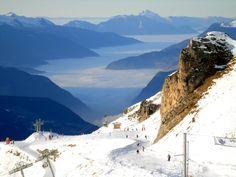 Skiing --The Alps, Austria / Slovenia / Italy / Switzerland / Liechtenstein / Germany / France