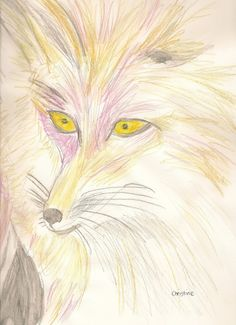 Christine's Blog: Paint Party Friday - Red Fox