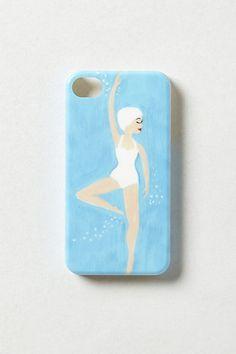 iphone case // anthropologie