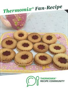 Shrewsbury Biscuits by Rita60. A Thermomix <sup>®</sup> recipe in the category Baking - sweet on www.recipecommunity.com.au, the Thermomix <sup>®</sup> Community.