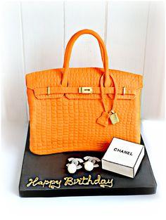 Gallery Of Wedding Cakes Designer Handbag And Shoe