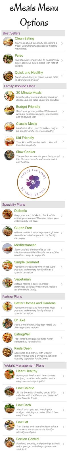 Meal Plan and Grocer