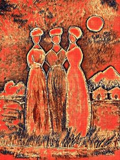 Three Sisters, Fashion Painting, Graphic Design Studios, Puzzle Pieces, Tag Art, Artwork Prints, Colorful Backgrounds, Fine Art America, Original Paintings