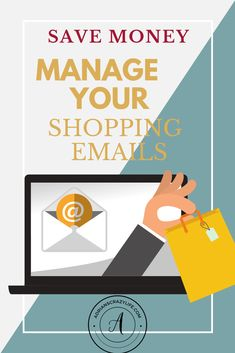 When you give your Email to a retailer, it's like giving them a golden ticket. They are sending you a constant stream of tempting offers and it can be a real budget-buster. You do have the option to say no, or screen the emails into a separate folder. Best Money Saving Tips, Make Money Blogging, Saving Money, Money Savers, Debt Snowball Spreadsheet, Fix Your Credit, Golden Ticket, Giving Up Smoking, Crazy Life