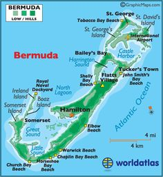 Bermuda- our honeymonn destination in 2003 and our 10th anniversary destination next year:)