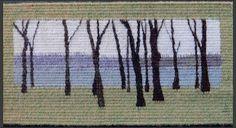 Janet Austin, Anticipation, tapestry