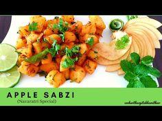 Apple Sabzi (Navratri Special) | सेब की सब्जी - व्रत में खाने की रेसिपी - YouTube Navratri Special, Cantaloupe, Cooking Recipes, Apple, Fruit, Youtube, Food, Apple Fruit, Chef Recipes