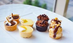 In The Kitchen x Petit Fours.