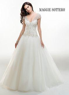 Dawson Bridal Gown Maggie Sottero