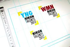 Nikon Talents 2012 by LUTHER DSGN : Creative Digital Network , via Behance