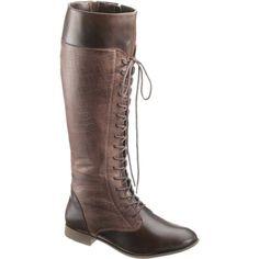 "Amazon.com: Women's Hush Puppies Farland 16"" Boot: Shoes"