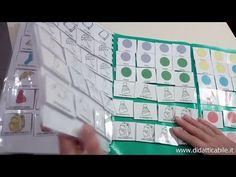 Quaderno Comunicazione Aumentativa e Alternativa (CAA) - YouTube