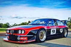 Alfa Alfetta GTV 2.0 Tuning