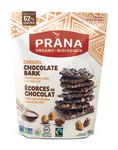 Prana Organic Dark Chocolate Bark, Carazel Caramelized Onions Sea Salt (Gluten Free, Non-GMO, Fair Trade, Vegan) Chocolate Liquor, Chocolate Bark, Chocolate Orange, Dark Noir, Italian Hot, Organic Dark Chocolate, Roasted Nuts, Sans Gluten, Gluten Free