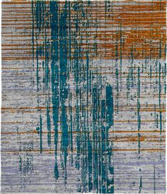 Bullockoides Hand Knotted Tibetan Rug from the Tibetan Rugs 1 collection at Modern Area Rugs