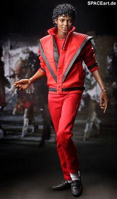 Michael Jackson: Thriller - Deluxe Figur, Fertig-Modell ... http://spaceart.de/produkte/mjk001.php