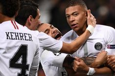 Manchester United 0 - 2 Paris Saint-Germain HighlightsCompetition: Champions LeagueDate: Old Trafford (Manchester)Referee: D. As Monaco, Psg, Neymar, Manchester United, Sergio Aguero, France Tv, Dani Alves, Anthony Martial, Paul Pogba