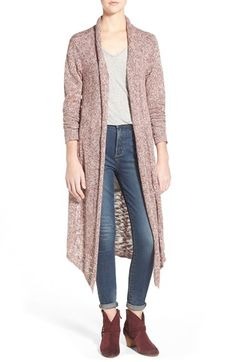 Sun & Shadow 'Tweedy' Duster Cardigan available at #Nordstrom