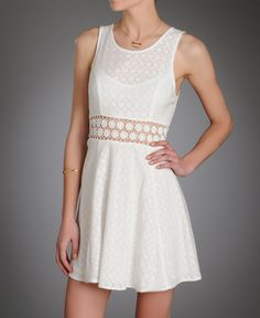 Love this Free People Cut Out Daisy Lace Dress!    http://www.southmoonunder.com/Free-People-Cut-Out-Daisy-Lace-Dress/154601,default,pd.html?dwvar_154601_color=IVOR=3=1004#