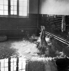 "Cornell Capa, ""Morning Bath"", 1951"