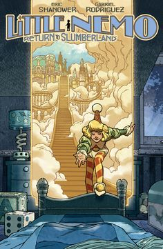 Little Nemo Return To Slumberland looks really good - interesting to see how well they adapt!