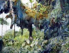 heleen cornet - Gezien in de Fundatie, fijn, kant, jungle
