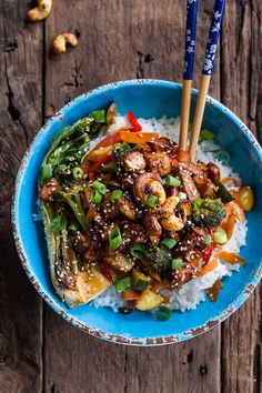 30 stir fry recipes for when you need dinner in a hurry