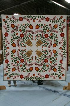 Attended a great Quilt show last Sunday with so many beautiful quilts to show you. I'll take a few posts to do so. Unfortunately, I wasn't...