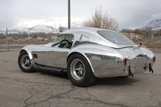 427 Shelby Cobra Coupe