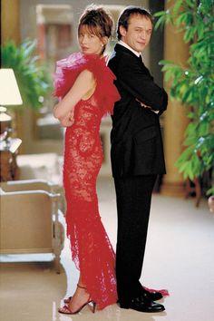 A love triangle between a businessman, his wife, and a writer. Sophie Marceau, Saris, Camilla, Diane Kurys, Vincent Perez, Claude Brasseur, Vincent Lindon, Bridesmaid Dresses, Wedding Dresses