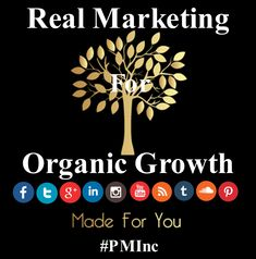 Real Marketing For Organic Growth PT 21 – Web Presence 2  https://personalizedmarketing.info/2018/04/real-marketing-for-organic-growth-pt-21-web-presence-2/
