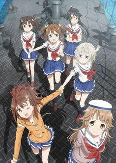 High School Fleet ( anime 2016 )