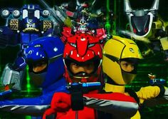 Tokumei Sentai #Go-Busters - 36° #SuperSentai #Tokusatsu #SuperHero