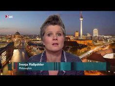 Philosophin Svenja Flaßpöhler zum guten Leben privat und für alle Menschen
