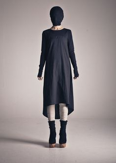 kowtow clothing - 100% certified fairtrade organic cotton clothing - Escape dress