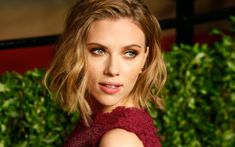 Download wallpapers Scarlett Johansson, 4k, portrait, movie stars, american actress Hollywood
