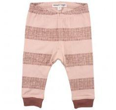 Small Rags Real Pants Mahogany Rose Striped